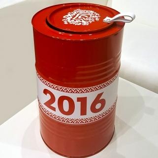 Подарки от лукойл на новый год 2015